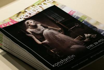 real weddings magazine vancouver wedding photographer