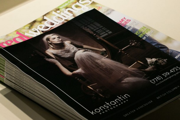 real weddings magazine vancouver wedding photographer