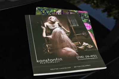 vancouver wedding photography perfect wedding magazine cover konstantin photography