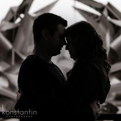 vancouver wedding photography vanier park engagement